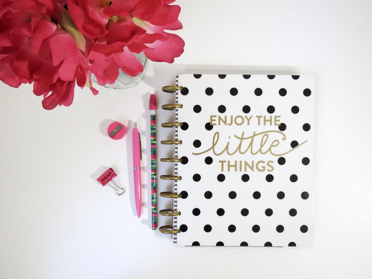 Szedd rendszerbe az életed, a Bullet Journal bármikor elkezdhető